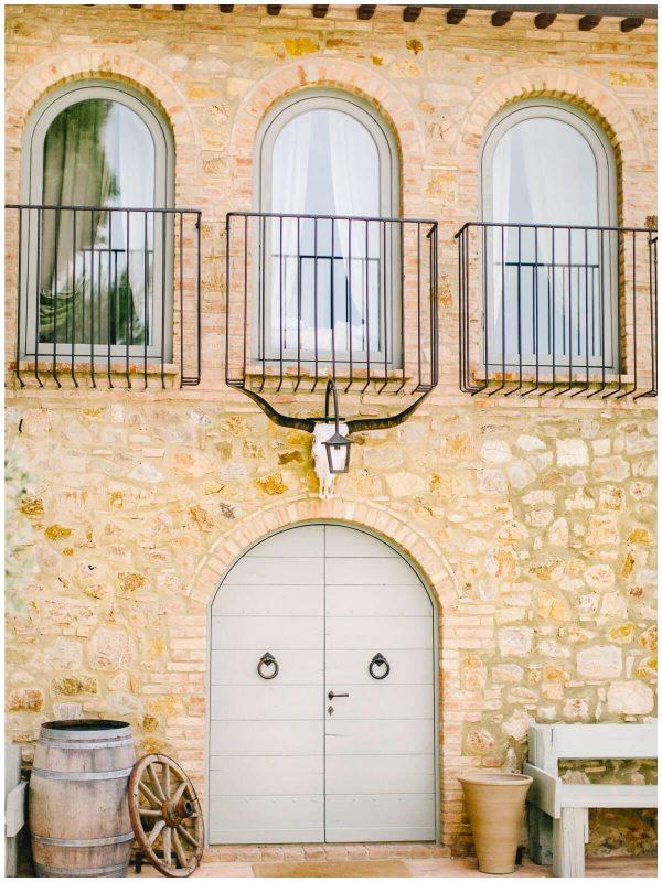 facade on conti di san bonifacio