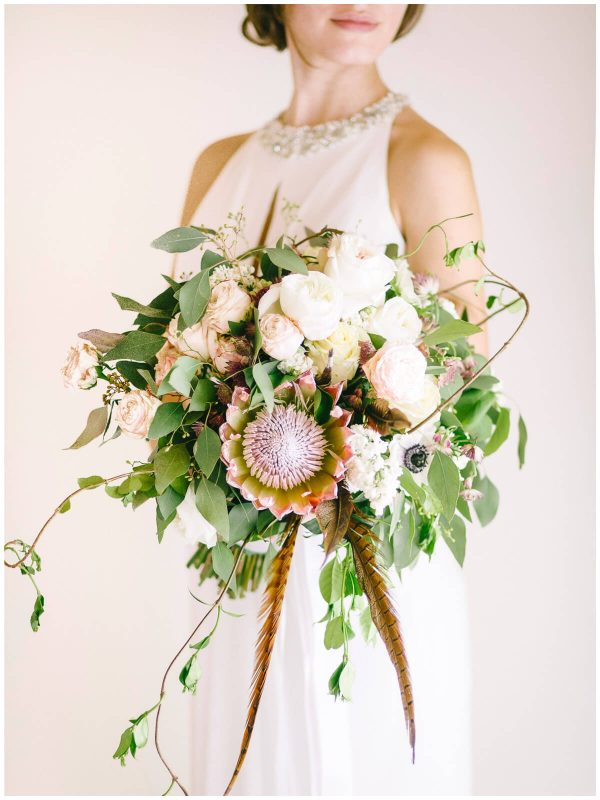 bridal bouquet stiatti fiori