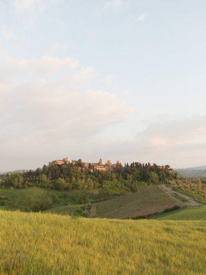 scenery of Chianti