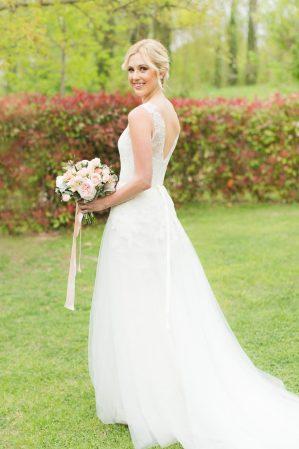 bridal portrat