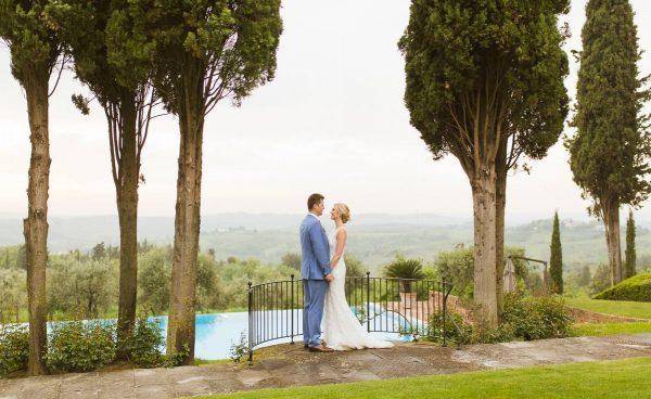 villa paterno wedding photo
