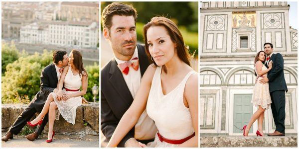 engagement session Italy tips