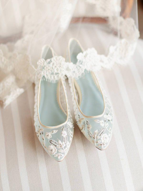 louboutin flat shoes