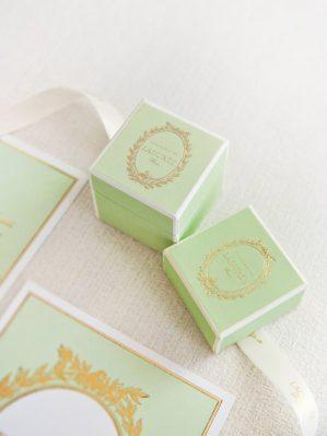 wedding favours by laduree