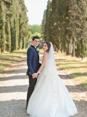 wedding photos at villa oliva lucca