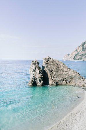 the rock in monterosso al mare