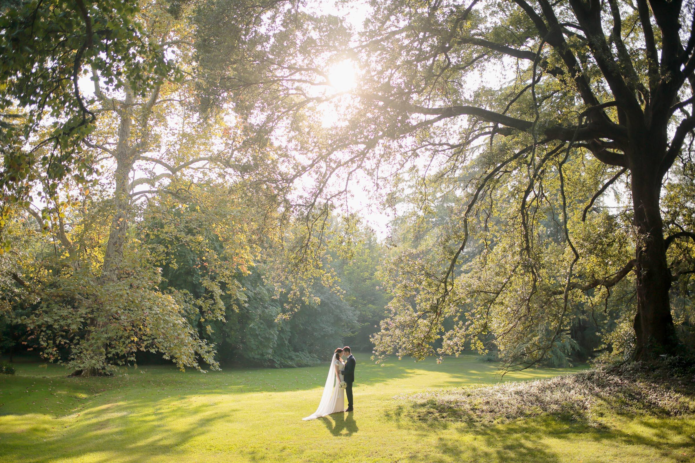 wedding photos in villa grabau