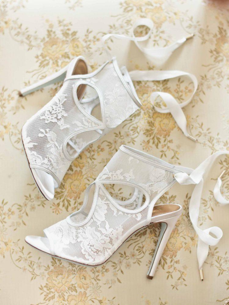Aquazzurra bridal shoes