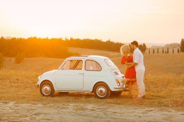 cinquecento tours for honeymoon