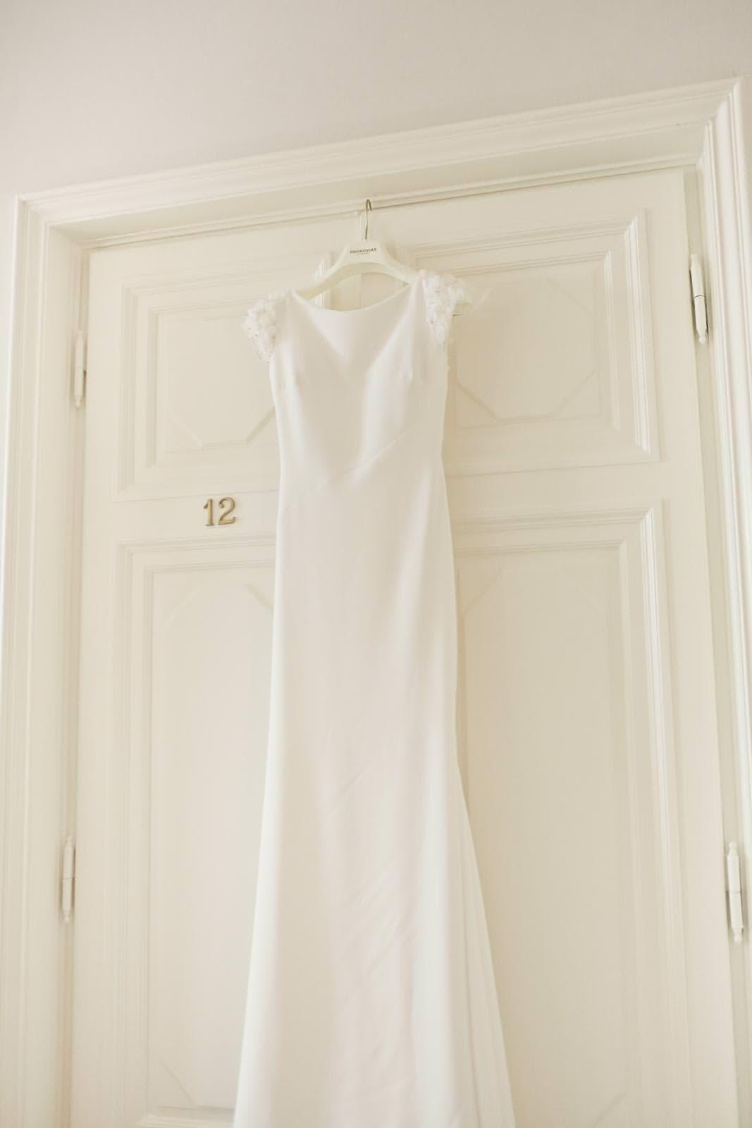 pronovias bridal dress