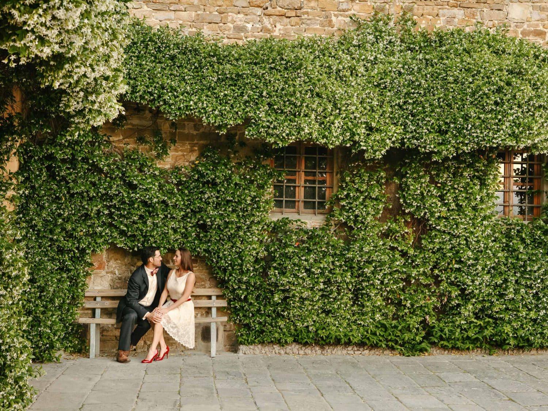 prewedding photography tuscany